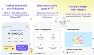 Tonik digital-only bank arrives in PH with 6% deposit interest rate